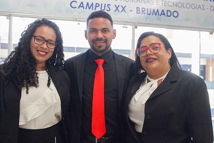 Dislexia é tema de conclusão de curso de alunos de direito da UNEB em Brumado