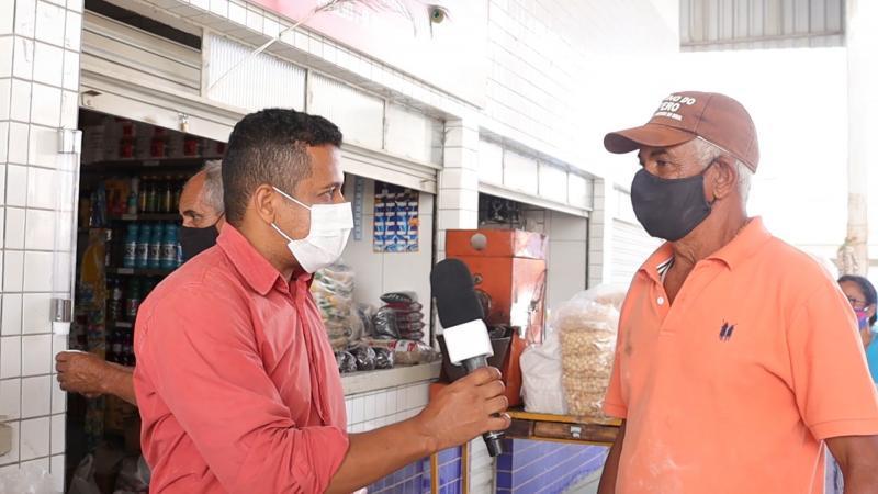 Prefeito de Tanhaçu decreta fechamento do mercado municipal e causa revolta nos comerciantes, veja a reportagem