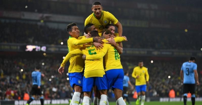 Brasil enfrenta hoje Camarões no seu último jogo amistoso deste ano
