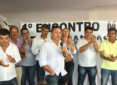 Oposição tenta quebrar a alta popularidade do prefeito Ceará em Malhada de Pedras