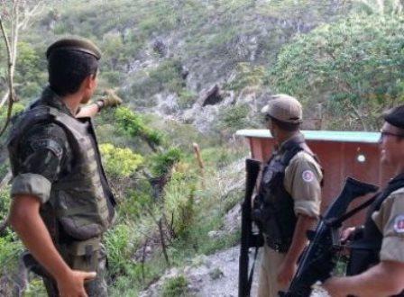 Operação do Exército fiscaliza comércio de explosivos no estado
