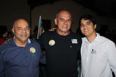 Prefeito Aguiberto e lideranças politicas realizará concetração nesta quinta-feira (28) no Bairro São Félix