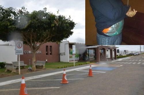 Mulher é detida com drogas ao desembarcar no Aeroporto de Conquista