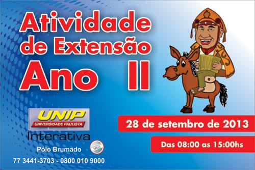 UNIP (Universidade Paulista) realiza projeto de extensão