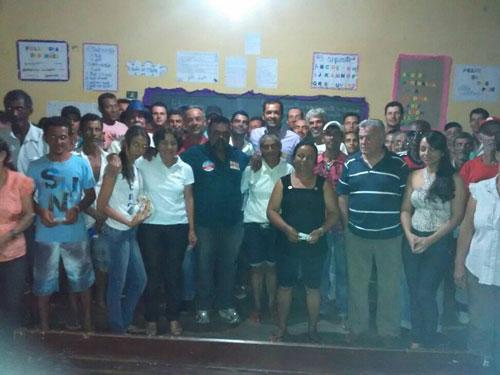 BRUMADO: Zé Ribeiro expõe suas propostas para a comunidade de Boi Morto e Ubiraçaba