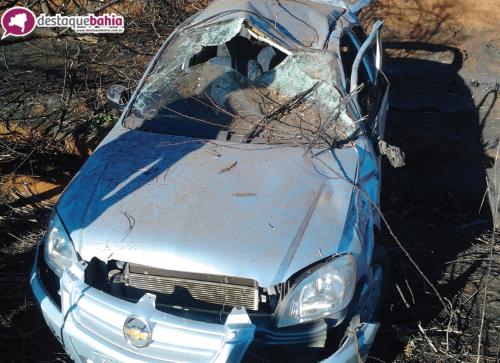 Jovem de Itaquaraí morre em acidente de carro na BA – 148 próximo á Livramento