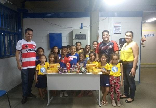 FLABRUMADO realiza 1ª Campanha de Chocolate em Brumado