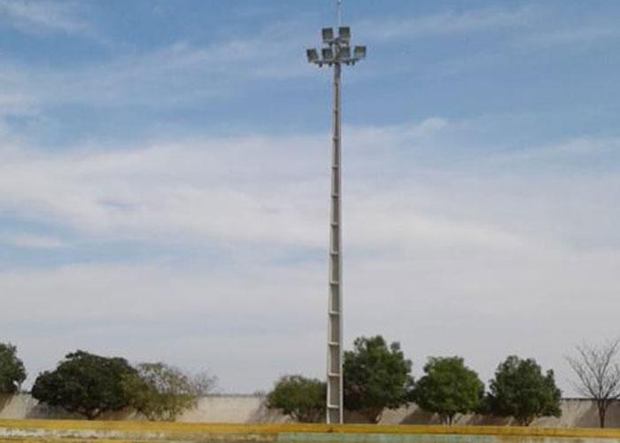 Obras do estádio e do Bairro Popular II em Malhada de Pedras estão em fase final