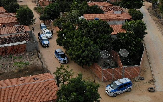 Quadrilha de furtos em propriedades rurais é desarticulada pelas polícias Civil de Guanambi e Bom Jesus da Lapa