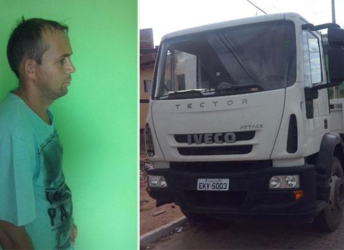 Polícia Militar prende em flagrante homem acusado de vender veículo roubado