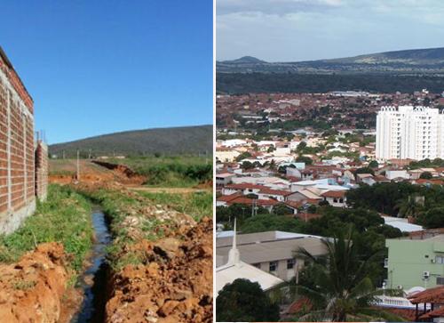 Enquanto os brumadenses sofrem com esgoto a 'Céu Aberto' Caetité terá R$ 1.826.000,00 de investimento na área