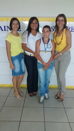 Olimpíada de Língua Portuguesa: Aluno da Escola Eny Mafra é classificado