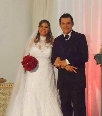Serrinha: Casamento de Cleiton e Rayssa