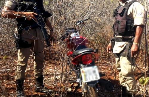 Quatro motocicletas roubadas policia consegue recuperar uma