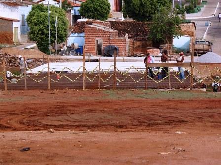 Bairro São Félix: Construção da ponte está sendo finalizada