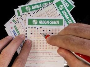 Ninguém acerta e Mega-Sena acumula prêmio de R$ 33 milhões