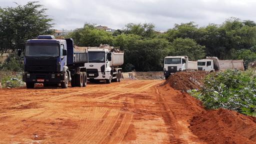Brumado: Bairros Dr. Juracy e São Jorge recebem obras de mobilidade urbana