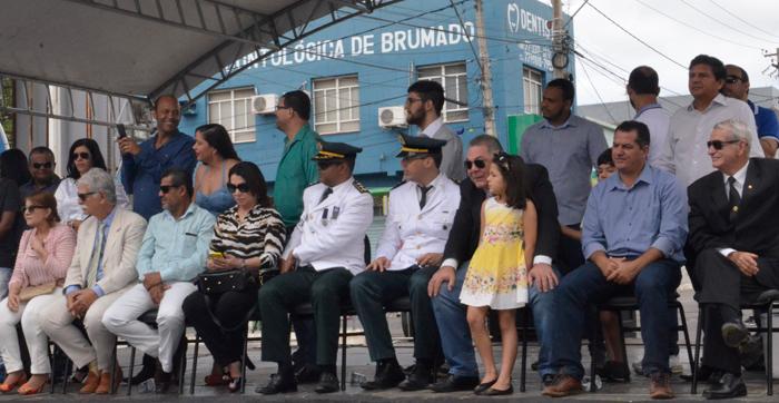 Brumado: Veja o vídeo do Desfile Cívico alusivo a Independência do Brasil