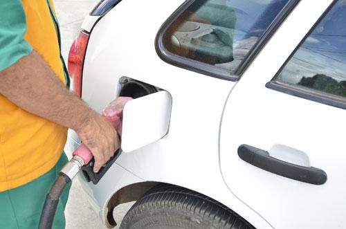 Ministros discutem no Planalto política de preços de combustíveis