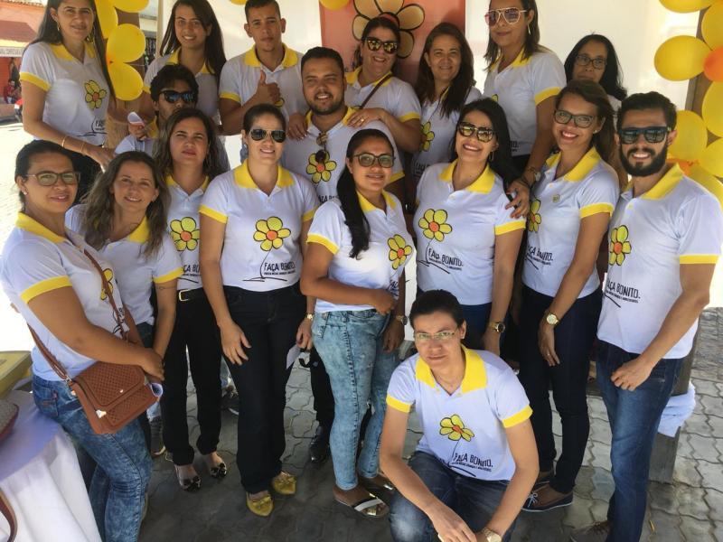 Ações ao Dia Nacional de Enfrentamento à Violência e a Exploração Sexual de Crianças e Adolescentes são realizadas em Aracatu