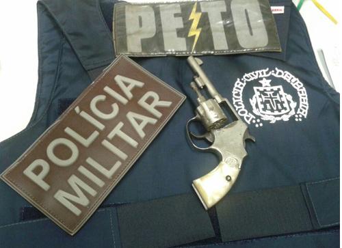 Polícia age rápido e elucida tentativa de homicídio no Bairro São Jorge