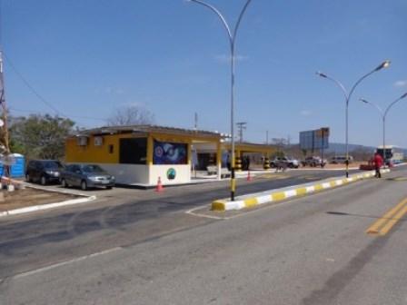 Comandante geral da Polícia Militar da Bahia inaugurou as novas estruturas do posto da 2ª CIPRV na BA-262
