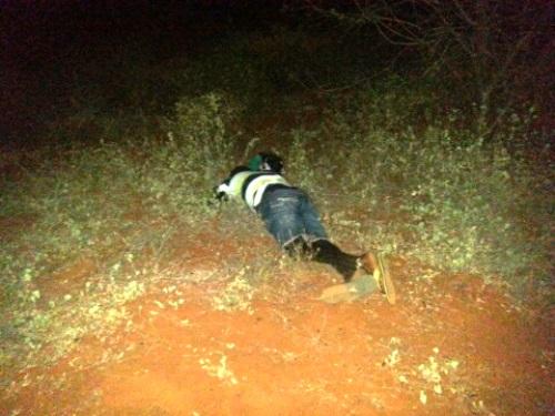 Homem com várias passagens pela policia é encontrado morto próximo a Cascalheira