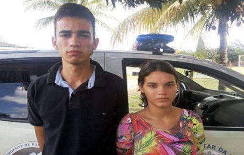 Maracás: Casal de ladrões assaltam correios e são presos com 14 mil reais