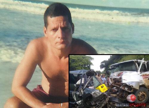 Ex Delegado Livramentense morre em acidente na BR 101