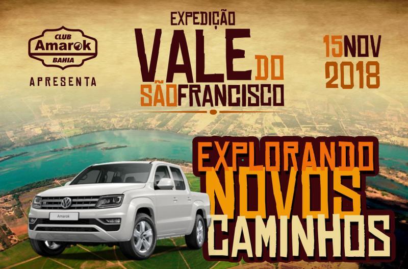 Aventura: Club Amarok Bahia realizará Expedição Vale do São Francisco