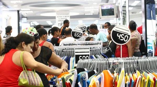 Bahia apresenta crescimento de 1,1% em vendas do varejo