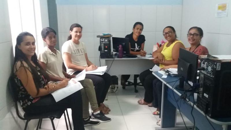 Equipe da Vigilância Socioassistencial da SESOC realiza visitas técnicas aos equipamentos dos CRAS e CREAS