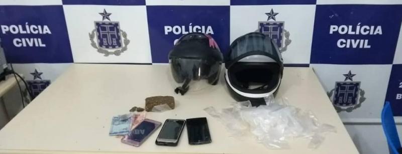 Brumado: Investigação da Polícia Civil culmina com a prisão de suspeitos de homicídio