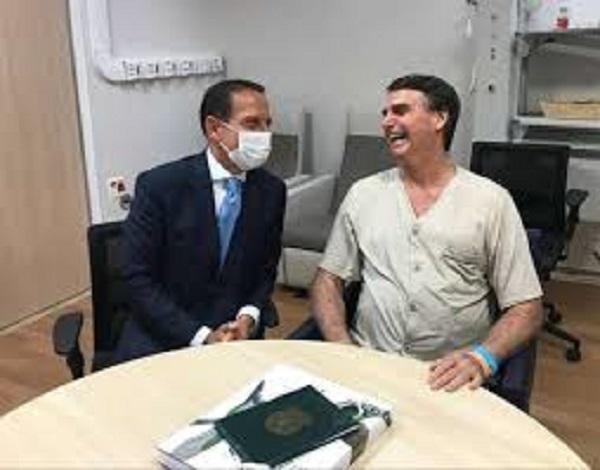 Bolsonaro tem aval de médicos para alta nesta quarta-feira