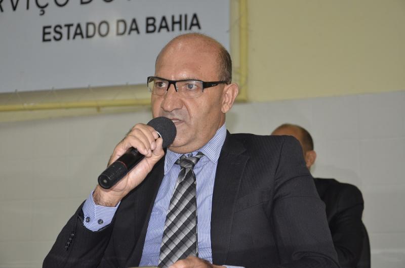 Câmara de Vereadores de Brumado realizará sessão solene para dar posse a suplente Girson Ledo