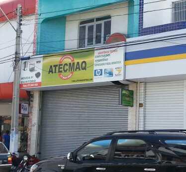 Nesta madrugada produtos eletrônicos são furtados em uma loja no centro da cidade