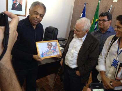 Gilberto Gil pede exumação dos restos mortais do corpo do pai, enterrado em Conquista