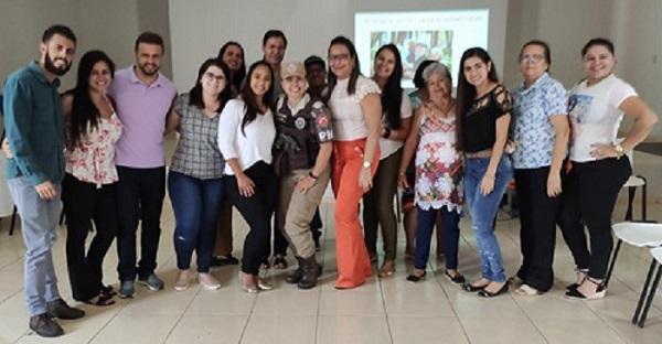 Roda de conversa com Idosos firma parceria entre CMDI e Órgãos Públicos em Aracatu