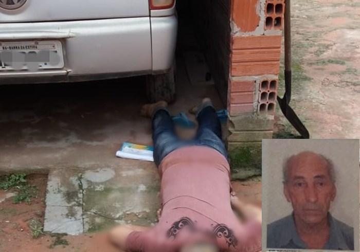 Homem é encontrado morto com marcas de violência em Barra da Estiva