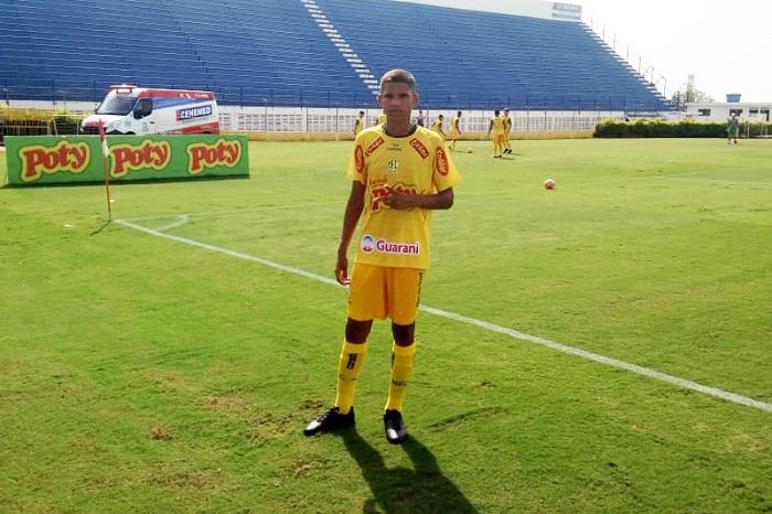 Futebol: Jogador caculeense defenderá o Mirassol no Campeonato Paulista Sub-15