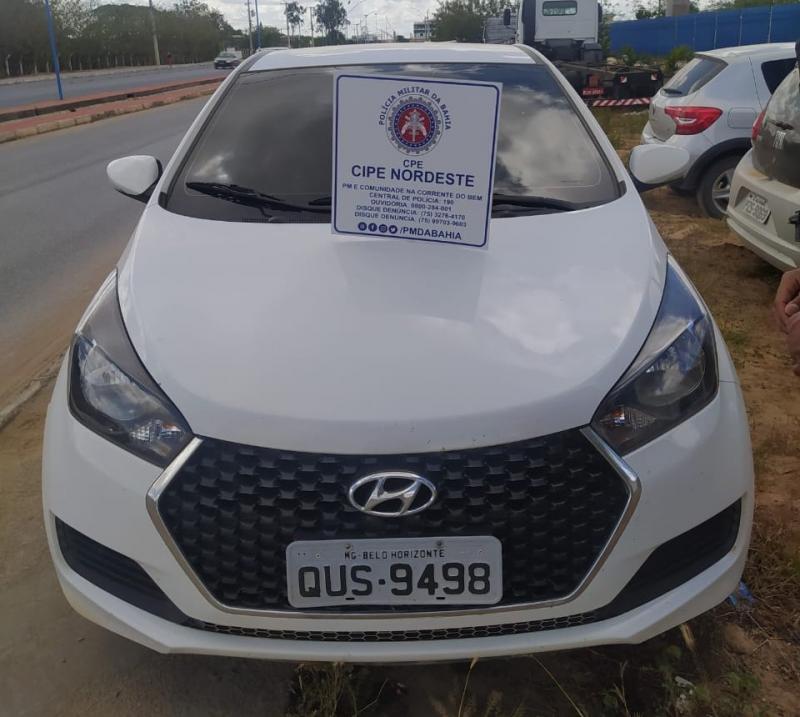 Polícia descobre quadrilha que alugava carros em outros estados e vendia na Bahia