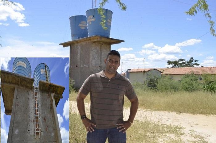 Comunidade do Areião: Projeto de Implantação e Ampliação do Sistema de tratamento e abastecimento de água esta sendo elaborado pela Cerb