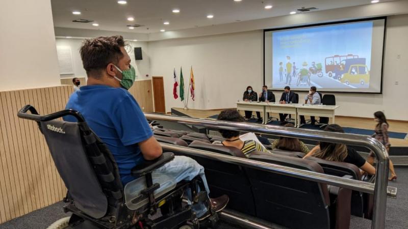 Detran-BA esclarece regras da exigência de perícia médica no órgão para pessoas com deficiência