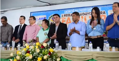 I Feira da Agricultura Familiar de Barra da Estiva; veja o vídeo deste primeiro dia