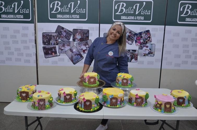 Bella Vista Embalagens conclui com sucesso mais um curso de confeitaria para iniciantes