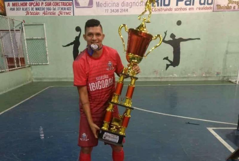 Ibicoara é campeã do 16º Campeonato de Futsal do Sudoeste; jogador Bibio de Jânio Quadros teve grande atuação