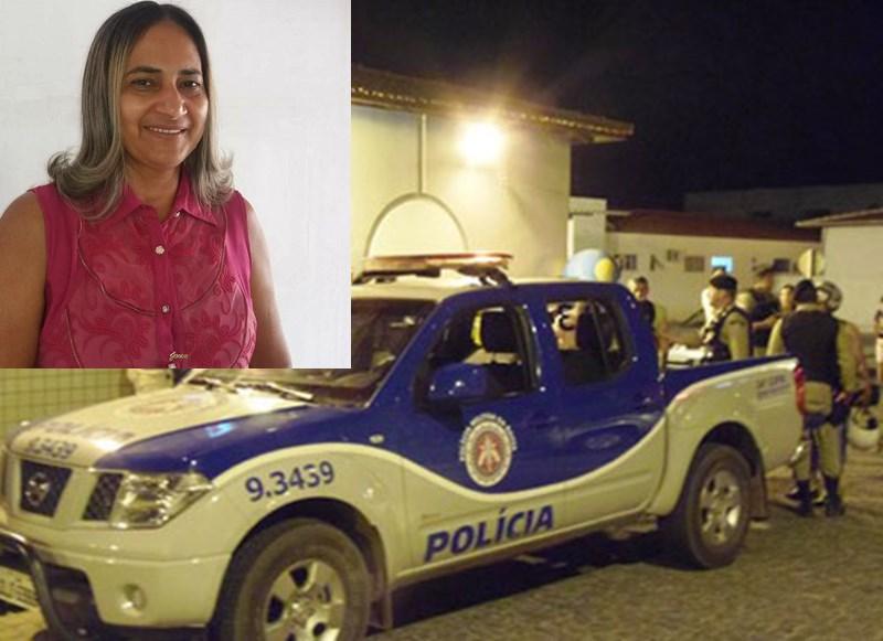 Brumado: Mulher é morta a facadas pelo ex marido e autor do crime se entrega a polícia