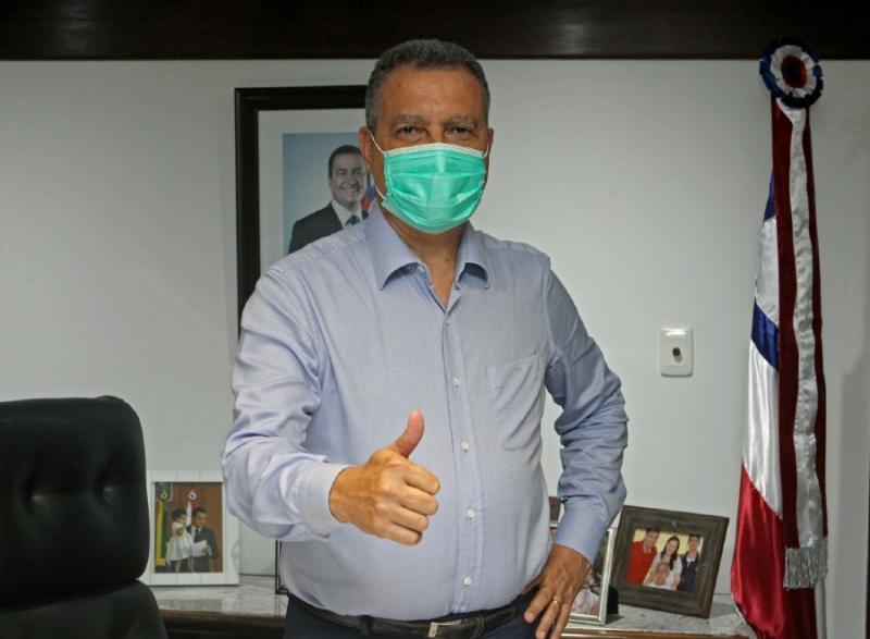Governador Rui Costa quer vacinação na Bahia em até 30 dias