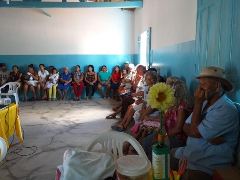 Campanha Julho Amarelo contra Hepatites Virais é realizada em Tanhaçu