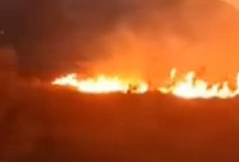 Livramento tem focos de incêndio extintos; chamas continuam em outros 10 municípios da Bahia